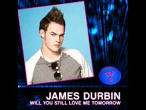 American Idol 10 - James Durbin - Will You Still Love Me Tomorrow [Full HQ Studio_Lyrics_DL Link]