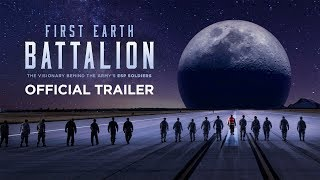 THE FIRST EARTH BATTALION: Official Trailer (2018) Paranormal Psychic Program thumbnail