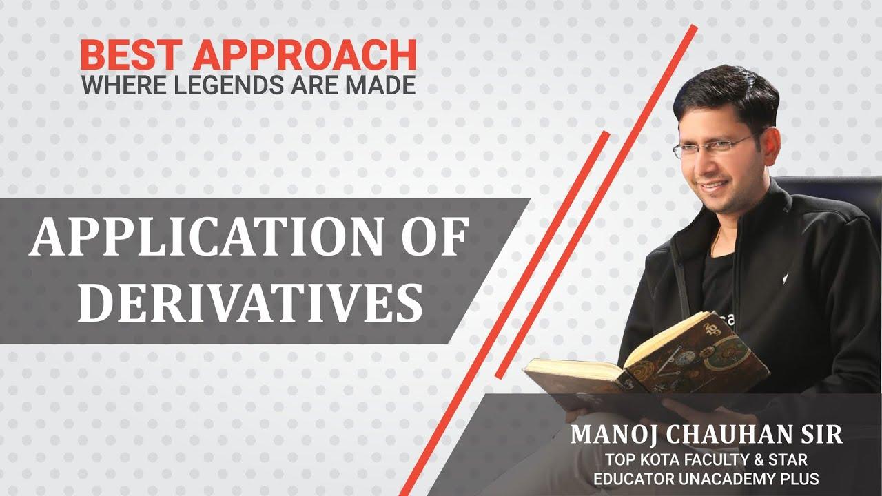 🔥 JEE Mathematics   AOD   by Manoj Chauhan Sir - Best Approach 🔥