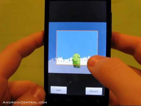how to change your default home screen android
