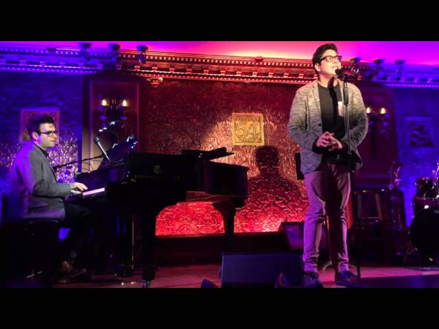 Joe Iconis & George Salazar - Michael in the Bathroom - 54 Below