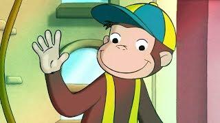 好奇的喬治 🐵Curious George Chinese 🐵 好奇猴喬治換工作 🐵第1季 🐵动画片 🐵卡通 🐵动画 🐵Cartoon 🐵Animation