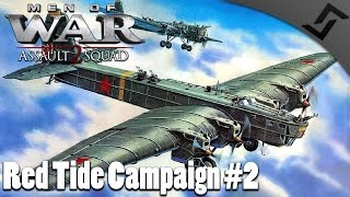 TB-3 Commando Paradrop - Men of War: Assault Squad 2 - Red Tide Mission 2