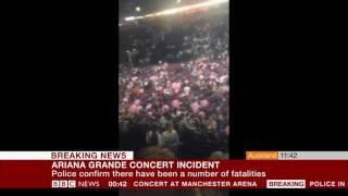 BBC One Scotland: Handover to BBC News - Manchester Terror Attacks - 23rd May 2017