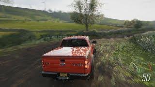 Forza Horizon 4 - 2011 Ford F-150 SVT Raptor Gameplay [4K]