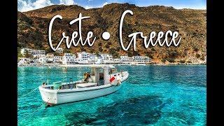 Crete - Greece - 2019