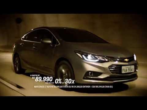 Novo Chevrolet Cruze   #SejaAMudança