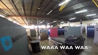 POLARSTAR GAMEPLAY AT MIAMI AIRSOFT 1/19/2015