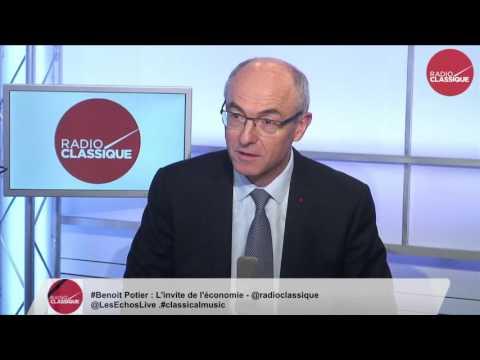 Benoit Potier, invité de l'économie (07.12.15)