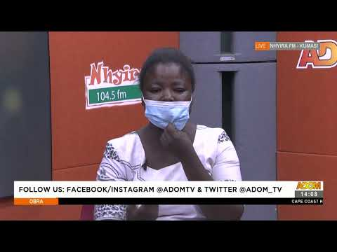 Is pregnant woman the only person who knows the father? - Obra on Adom TV (28-7-21)