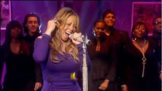 Mariah Carey   I want to know what love is no Allan Carr  Chatty Man