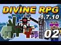 Divinerpg мод для minecraft на minecraft 1.5.2