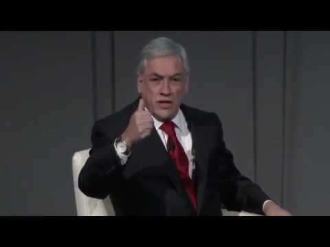 Sebastián Piñera en Seminario Sofofa