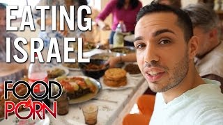 FOOD PORN: Israel Part 1