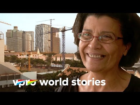 Portuguese back to Angola - Straight through Africa | VPRO Documentary
