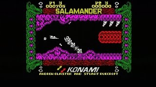 SALAMANDER (ZX SPECTRUM - FULL GAME)