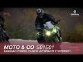 Moto and Co S01E01 : Kawasaki Z1000SX, casque HJC RPHA 70 et Intermot à Cologne