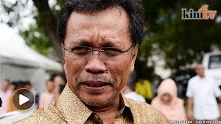 Shafie: MB's 'anak buah' got upgrading work tender