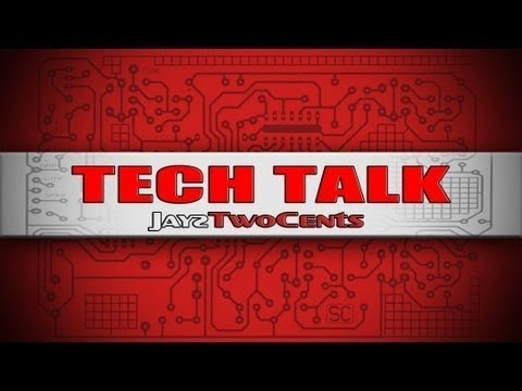 Tech Talk with JayzTwoCents Tuesday 10am Pacific Time