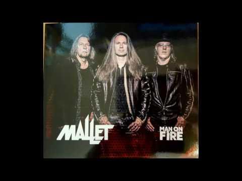 Mallet Wiesbaden / On My Way / Album Man on Fire