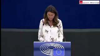 Intervento durante la Plenaria a STrasburgo di Simona Bonafé, europarlamentare del Partito democratico, sulla situazione in Afghanistan.