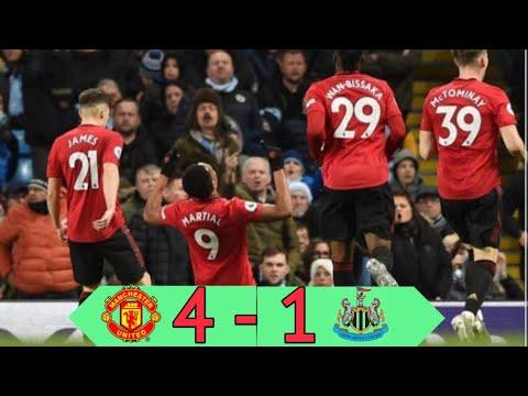 hasil-liga-inggris-tadi-malam---man-united-vs-newcastle-united-27-desember-2019