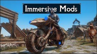 Skyrim: Cars Have Finally Arrived! – 5 Immersive Elder Scrolls 5 Mods You May Have Missed #2