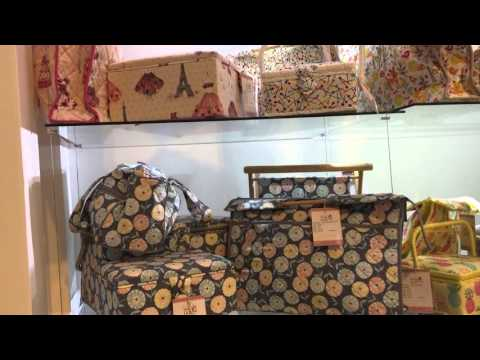 Groves Hobby Gift Collection 2016 From Stitches NEC Birmingham