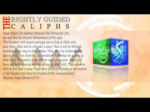 The Four Rightly Guided Caliphs (Watch in 480p)