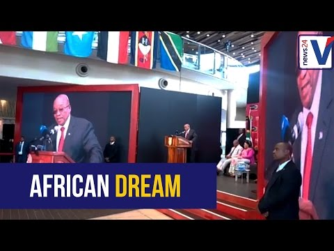 Jacob Zuma officially opens the Tourism Indaba in Durban with a vision of an interconnected Africa