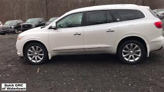 2017 Buick Enclave Watertown, Waterbury, Torrington, Bristol, Wallingford, CT N201495