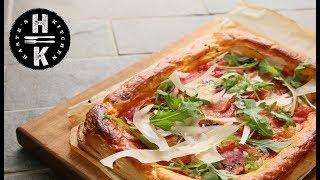 Puff Pizza - The quickest pizza
