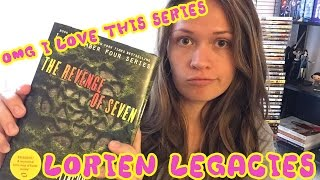 OMG I LOVE THIS SERIES!: Lorien Legacies book review | Keirabug