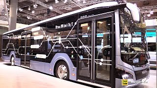 2019 MAN Lions City 12m Bus - Exterior and Interior Walkaround - 2018 IAA Hannover