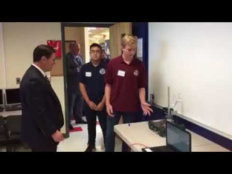 Sonoran Science Academy Tucson: A High Tech Welcome for Governor Ducey