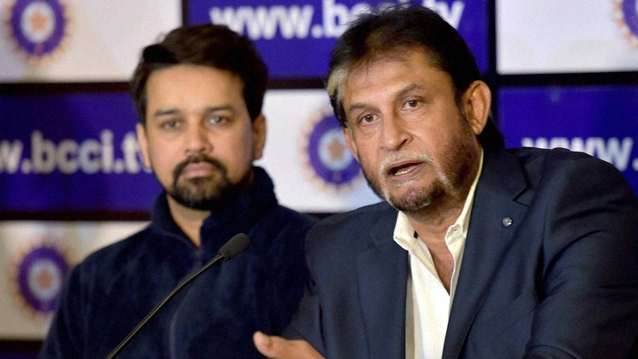 BCCI overlooked Sandeep Patil for coach job, not called for ... for Sandeep Patil Wife  288gtk