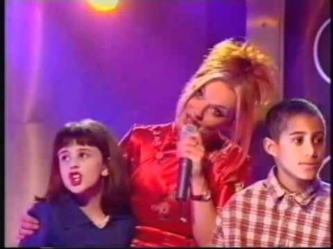 Spice Girls Mama Tops Of The Pops 1997