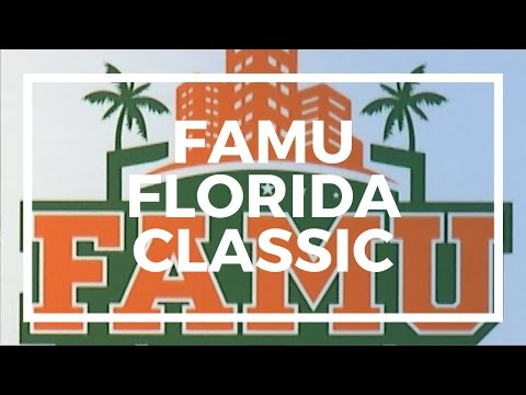 FAMU Tampa Football Classic announcement