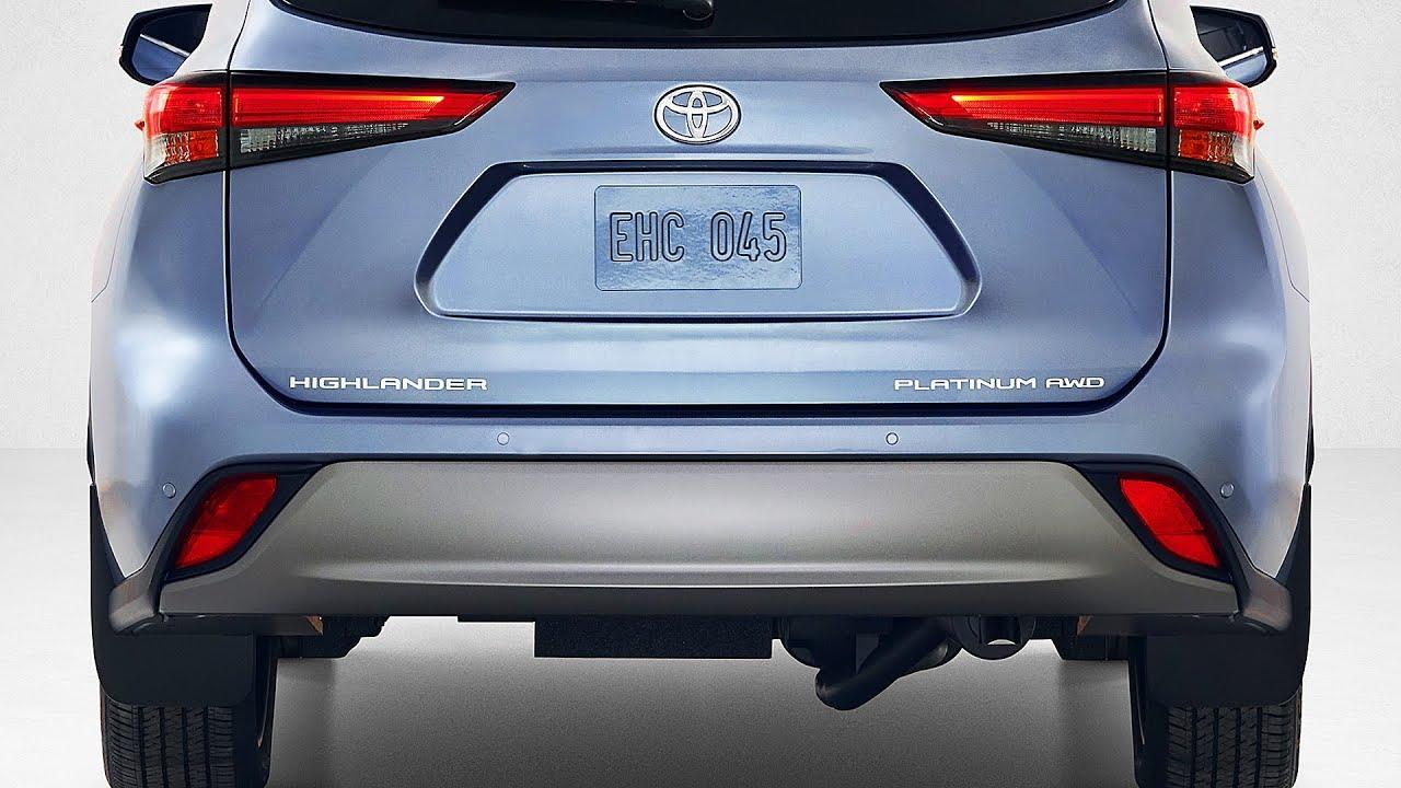 2020 Toyota Highlander – FIRST LOOK