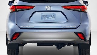 2020 Toyota Highlander – Interior And Exterior Design