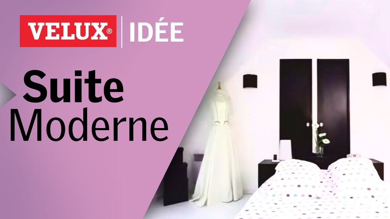 Comment créer une suite parentale moderne sous les toits ? - YouTube