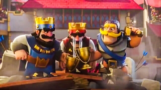 BEST SUPERCELL COMMERCIALS OF ALL TIME 2017 CLASH OF CLANS VS CLASH ROYALE VS BOOM BEACH mini movie!