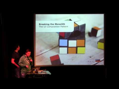 Microservices Meetup Munich with Arif Wider and Johannes Müller (2016-01-12)