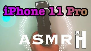 Henry's ASMR iPhone 11 Pro Unboxing