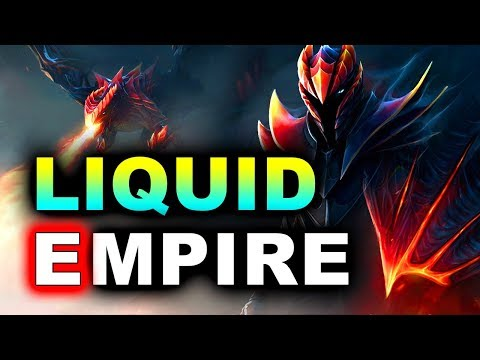 LIQUID vs EMPIRE - GAME OF THE DAY! - EPICENTER XL MAJOR DOT