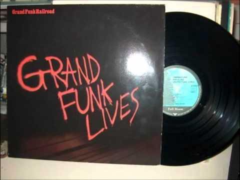 Grand Funk Lives  Full Album