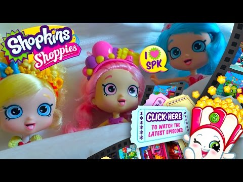 Shoppies Shopkins Movie Part 1
