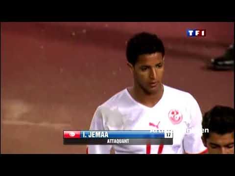 Tunisie Vs France 1 0 But De Issam Jemaa 05 30 05 2010 Video