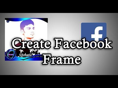 create facebook frame