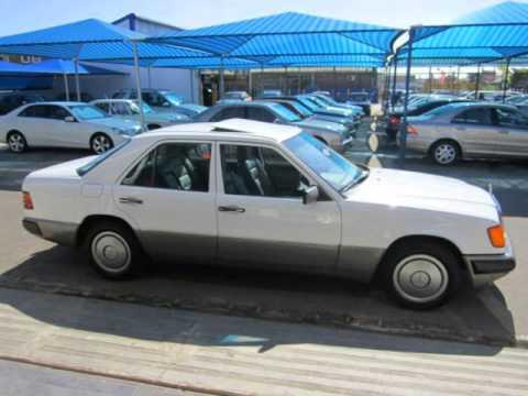 1990 MERCEDES BENZ 230 E A T A C W124 Auto For Sale On Auto Trader